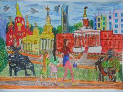 Корепанова Екатерина, 11 лет,